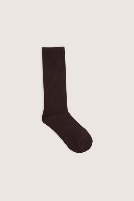 Sock H028 Brown 3