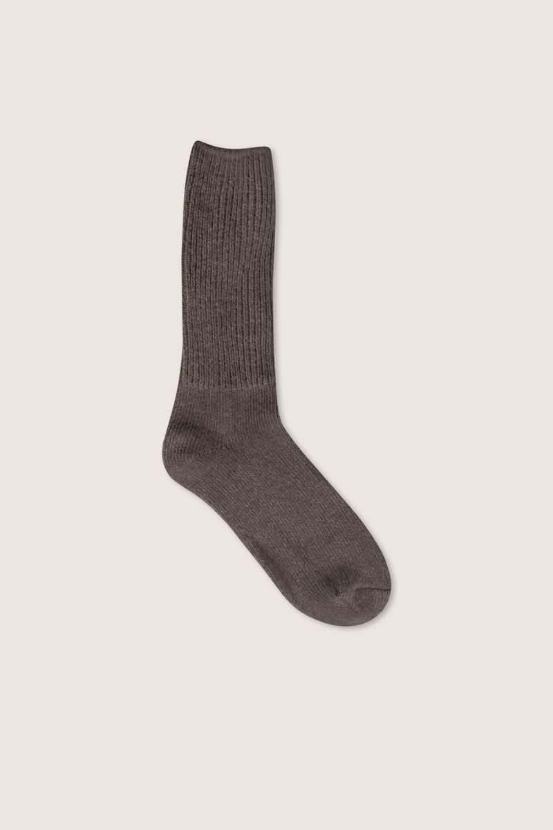 Sock H047 Brown 6
