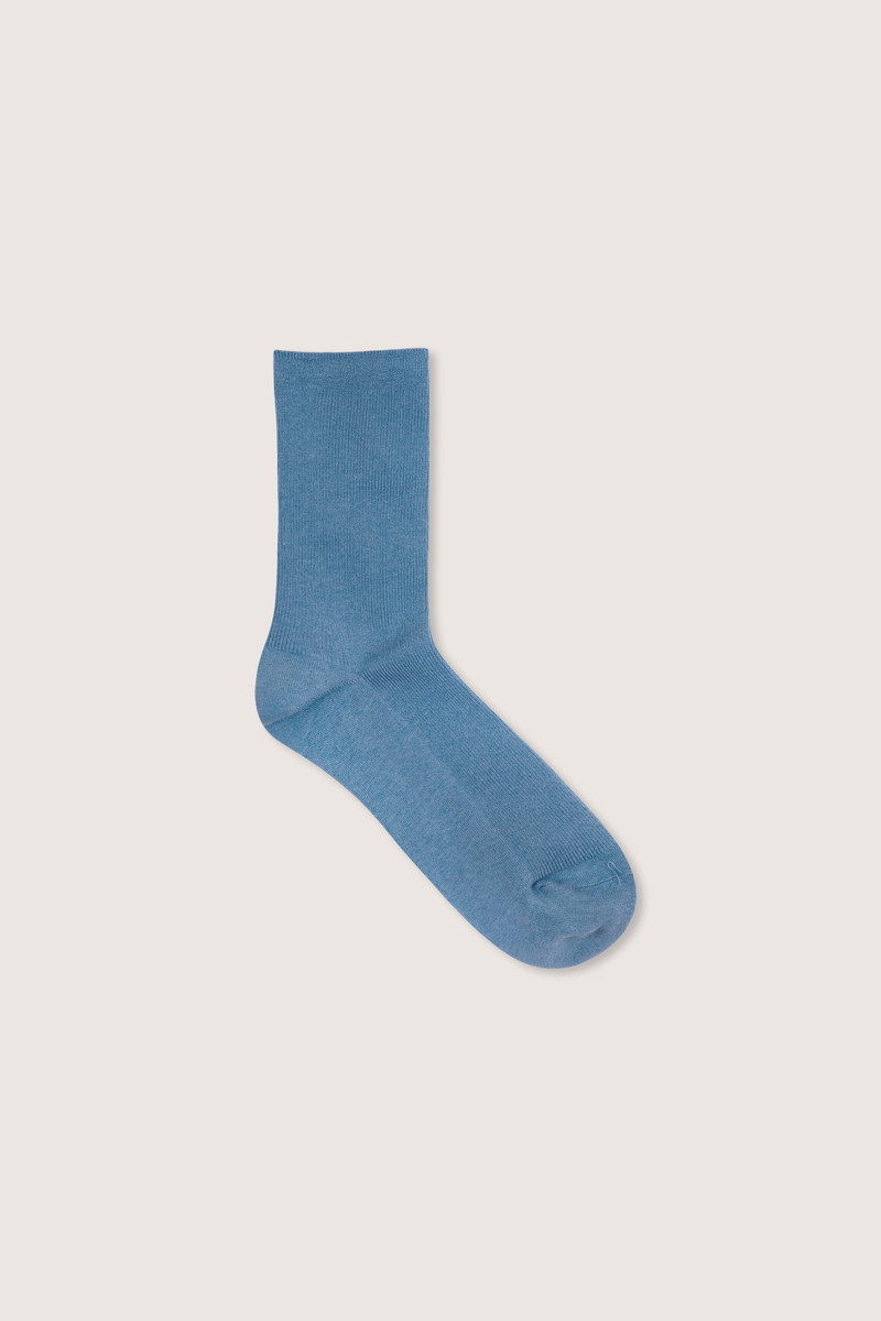 Sock H066 Blue 8