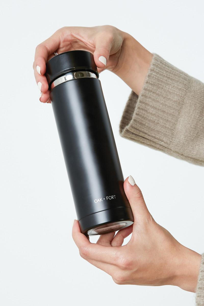 Stainless Steel Water Bottle 2643 Black 7