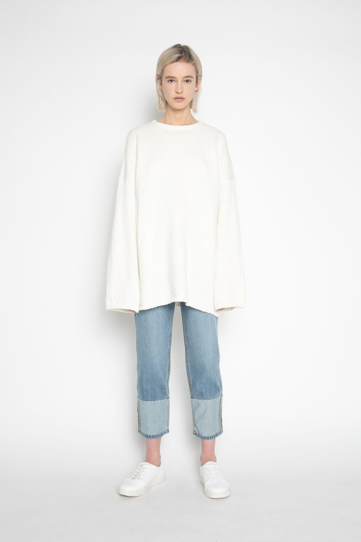 Sweater 1094 Cream 1