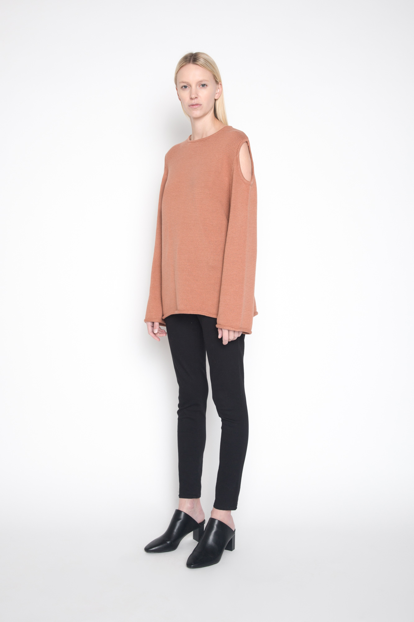 Sweater 1097 Clay 1