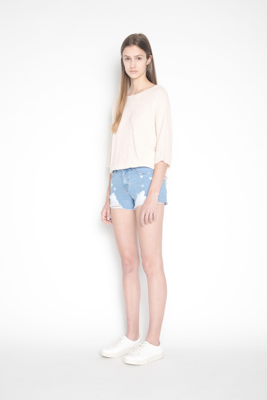Sweater 1322 Pink 9