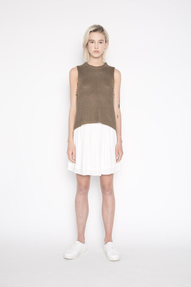 Sweater 1338 Olive 5