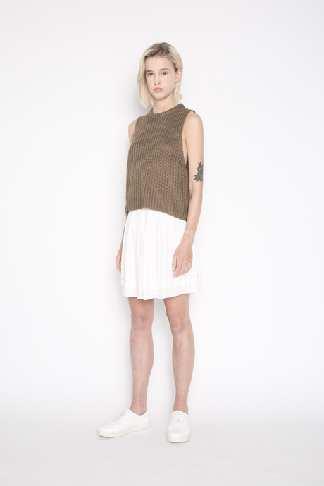 Sweater 1338 Olive 6