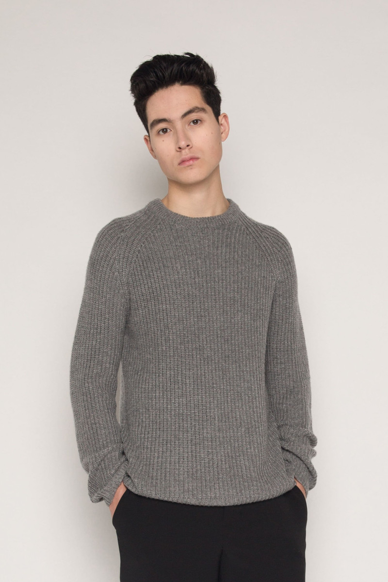 Sweater 1605 Gray 4
