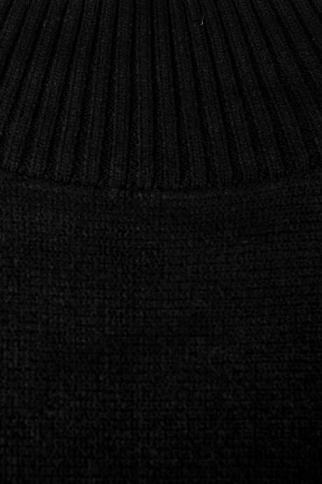 Sweater 1741 Black 8