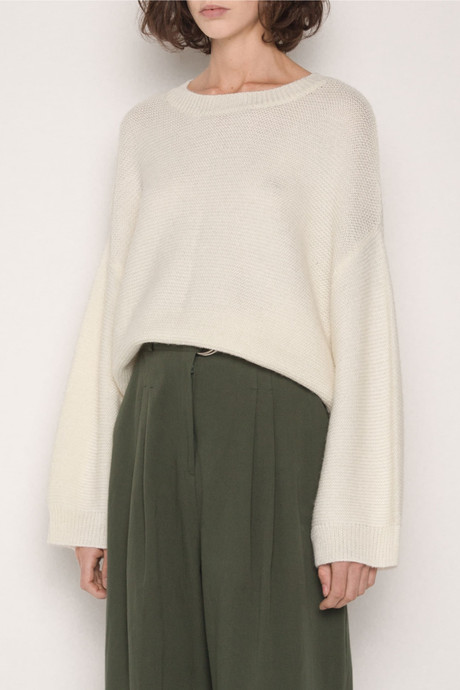 Sweater 1746 Cream 2