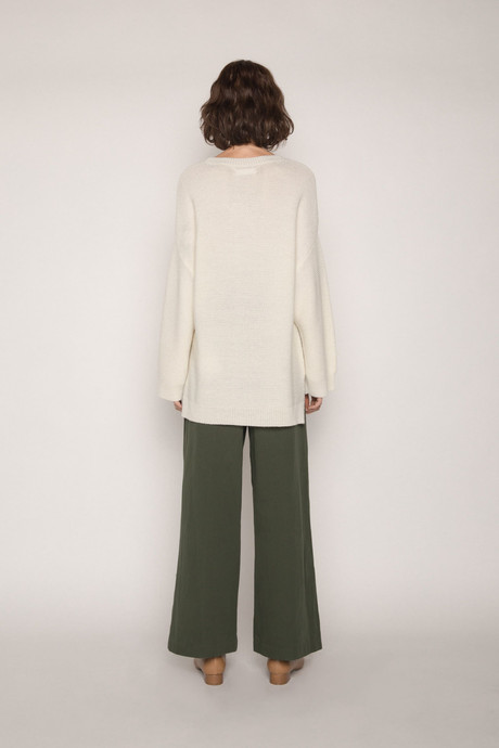 Sweater 1746 Cream 4