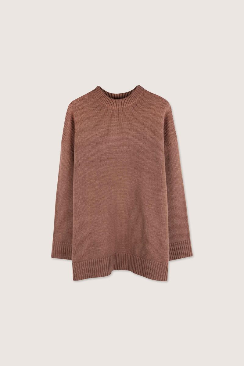 Sweater 1826 Brown 13