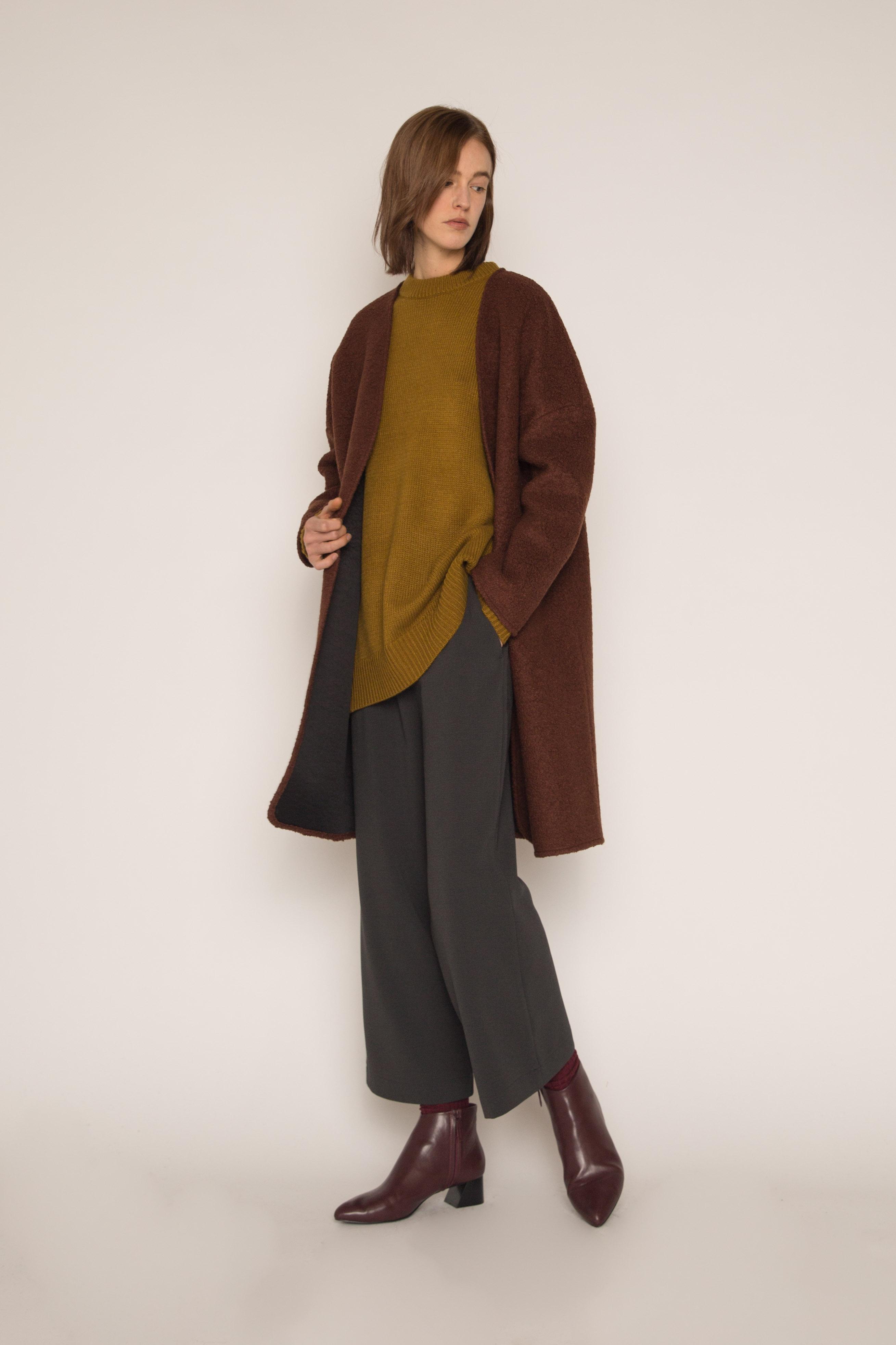 Sweater 1826 Mustard 5