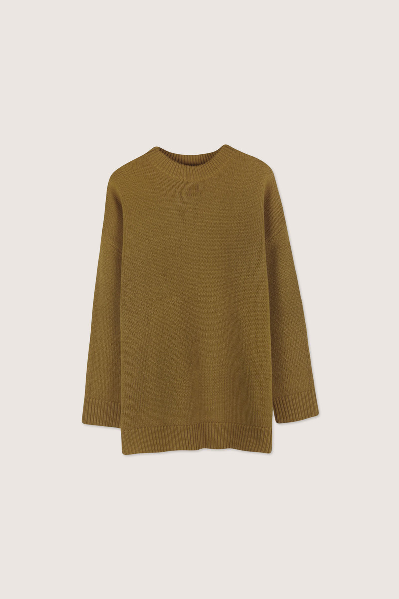 Sweater 1826 Mustard 7