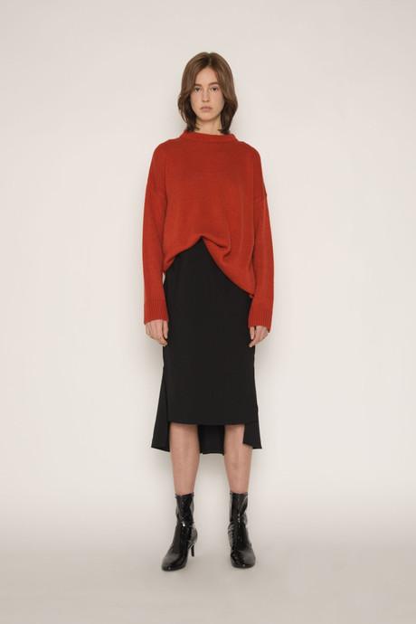 Sweater 1826 Orange 1