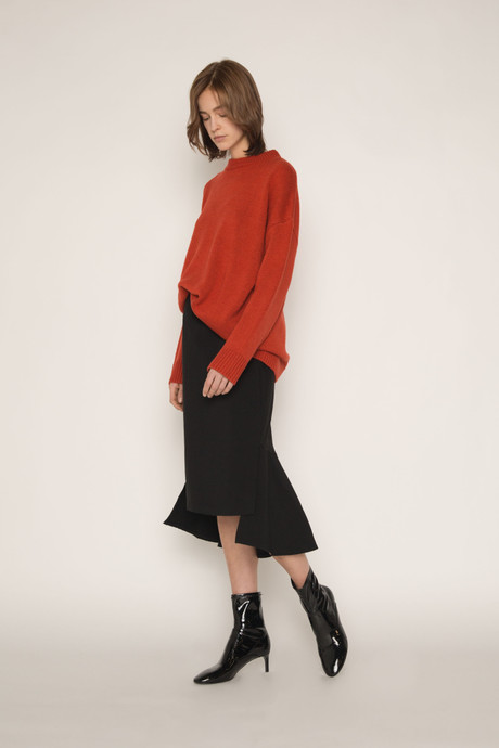 Sweater 1826 Orange 3