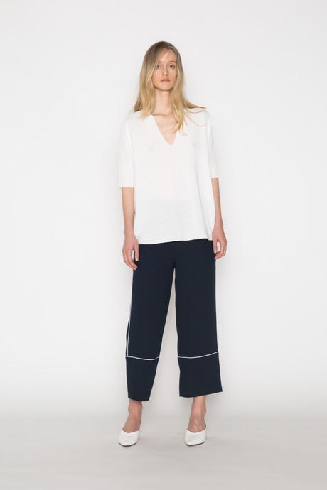 Sweater 2111 White 1