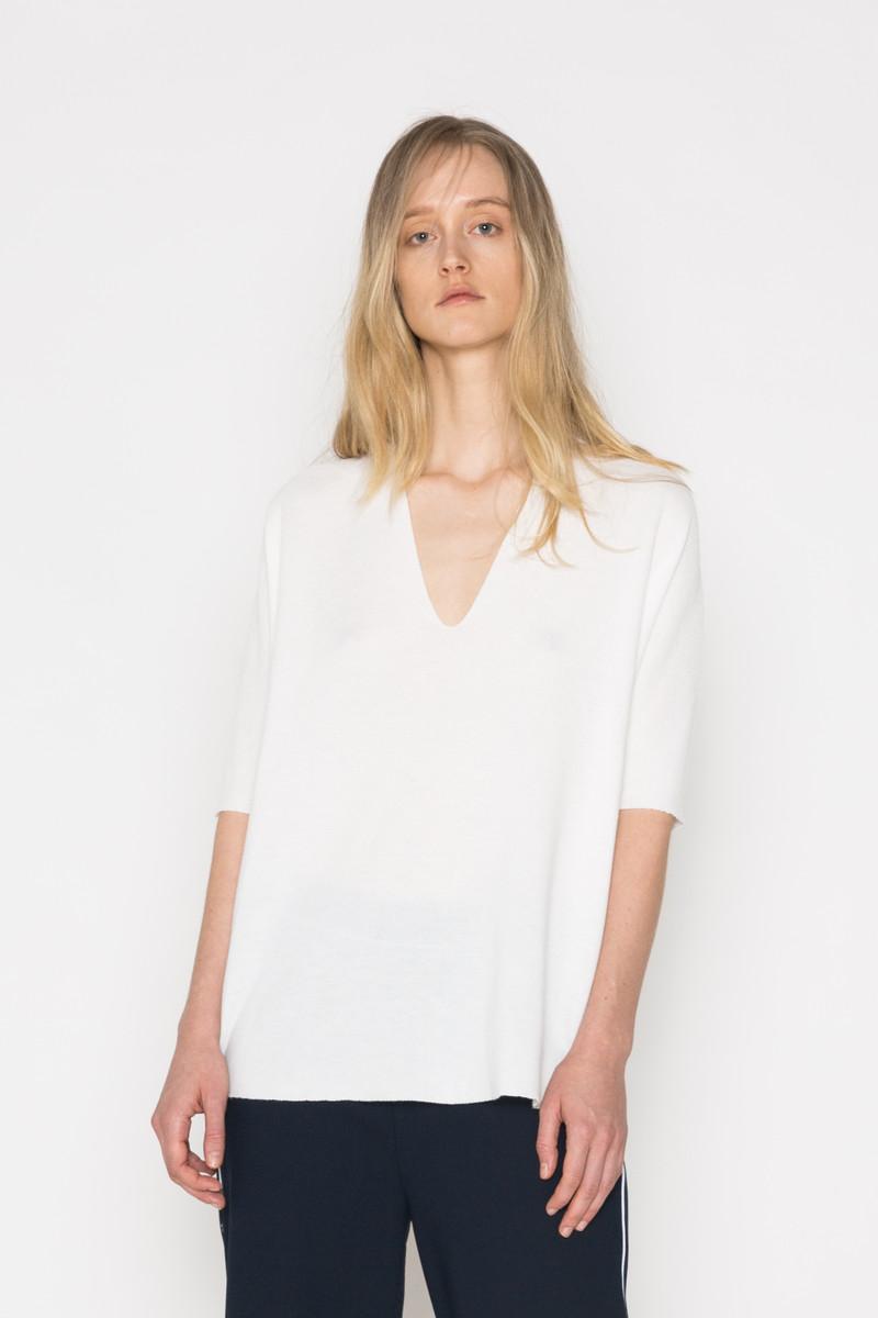 Sweater 2111 White 2