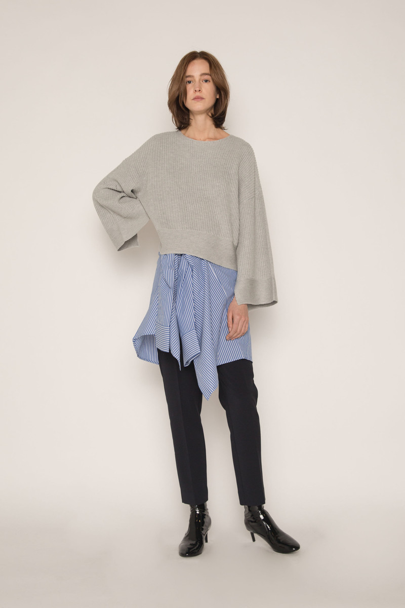 Sweater 2286 Gray 1