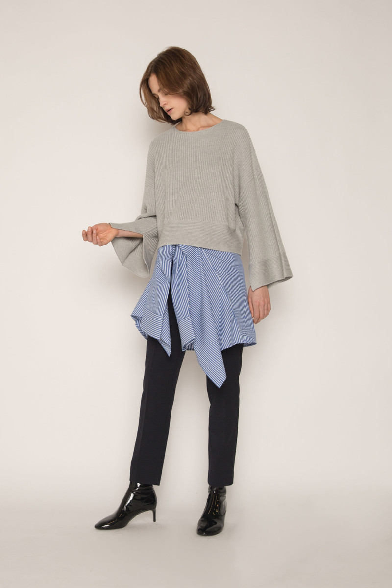 Sweater 2286 Gray 3