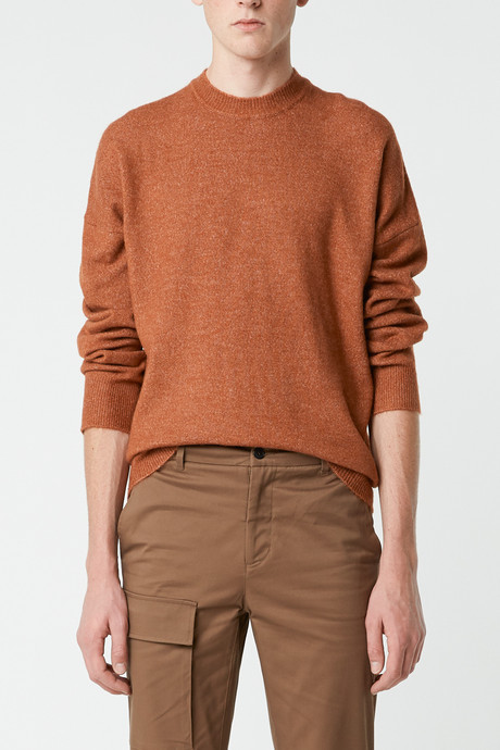 Sweater 2482 Rust 2