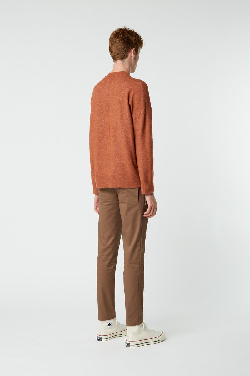 Sweater 2482 Rust 5