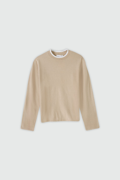 Sweater 2525 Beige 10