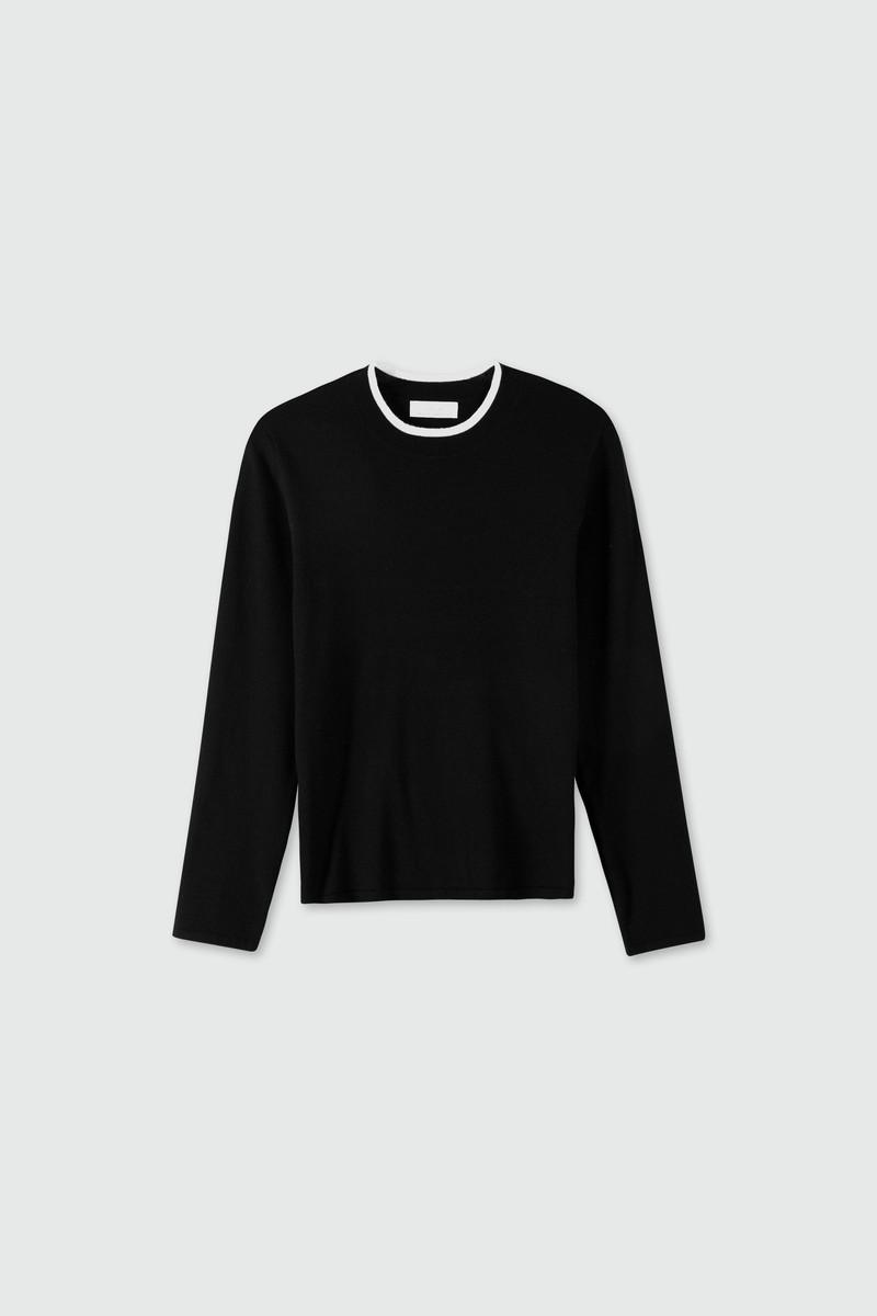 Sweater 2525 Black 2