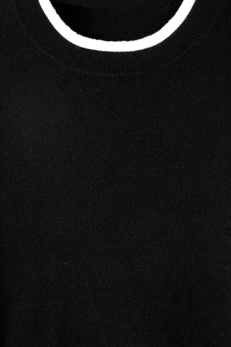 Sweater 2525 Black 3
