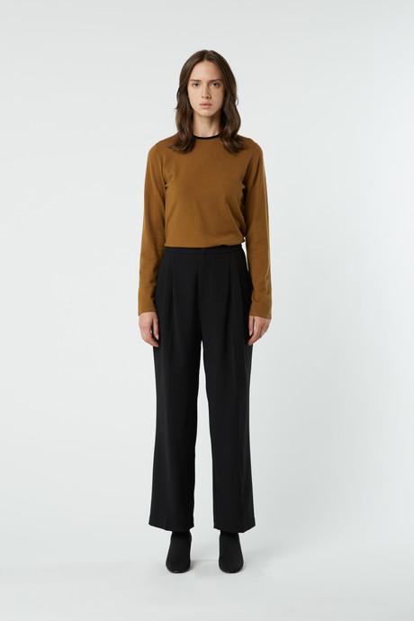 Sweater 2525 Brown 1