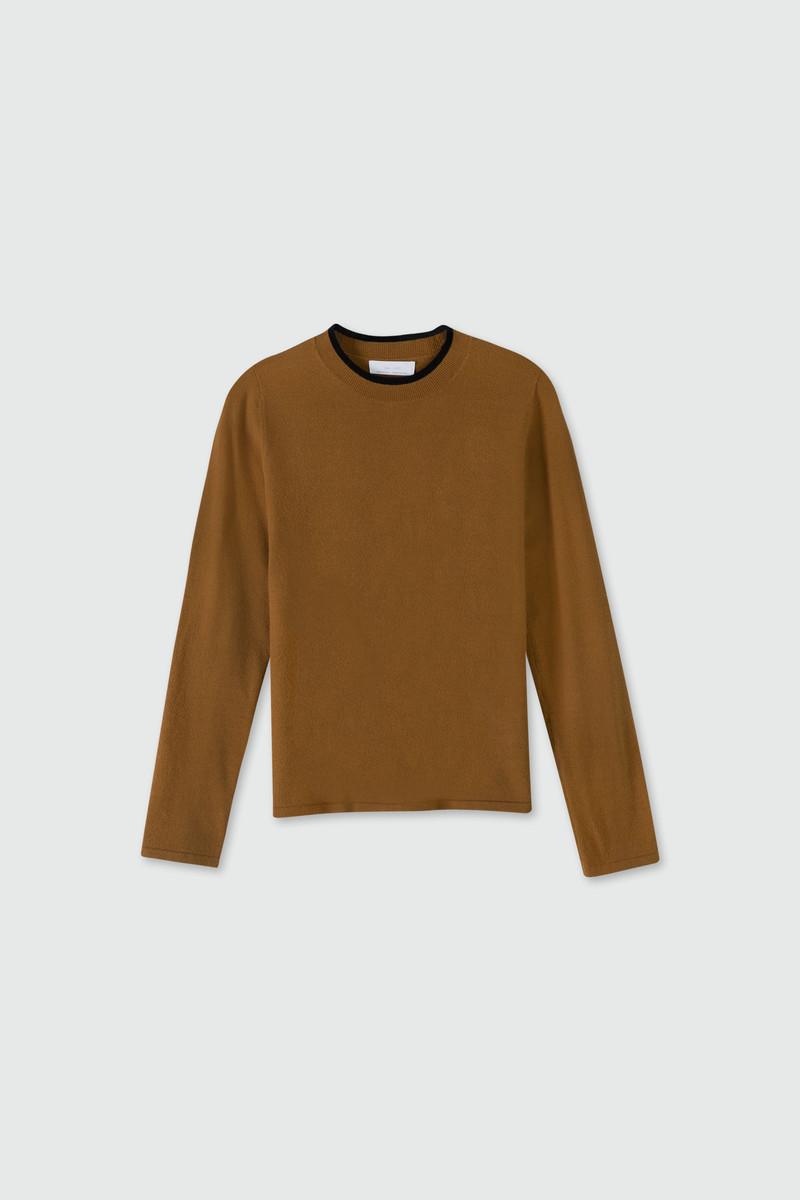 Sweater 2525 Brown 8