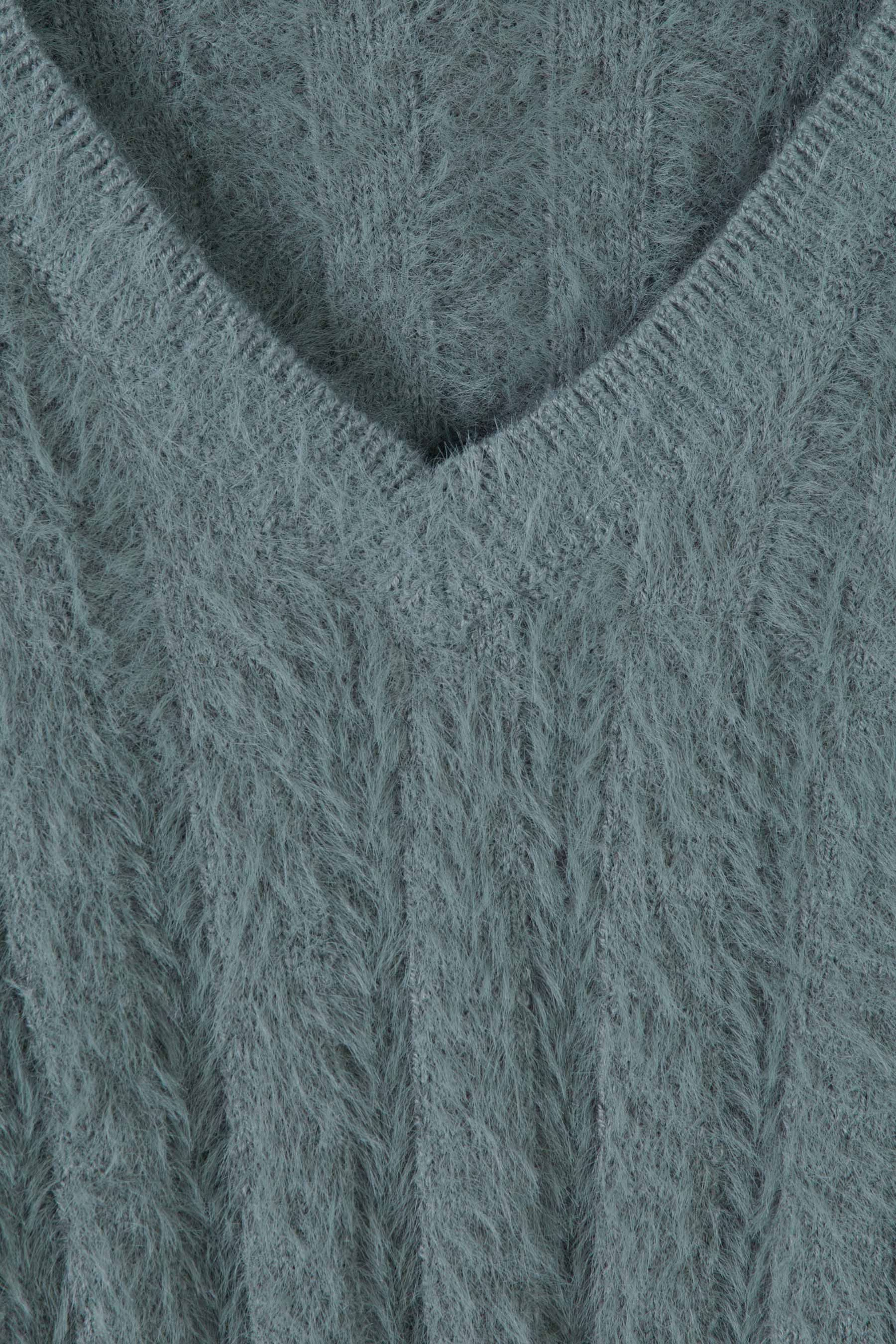 Sweater 2529 Sage 3