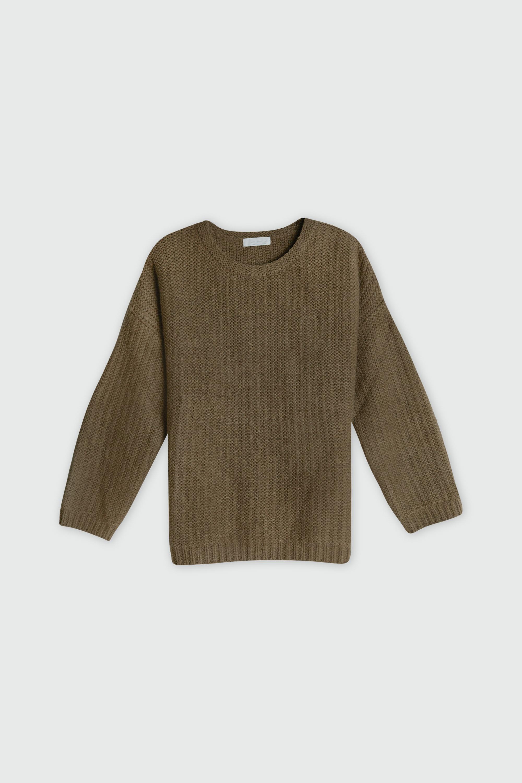 Sweater 2596 Khaki 10