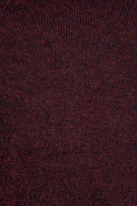 Sweater 2599 Burgundy 6