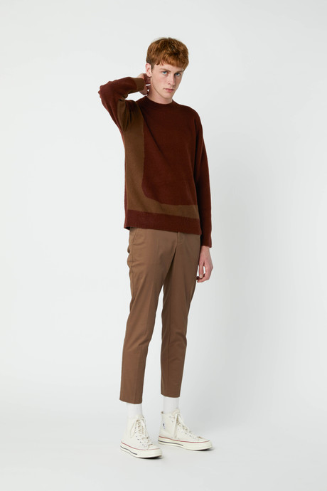 Sweater 2675 Wine 9