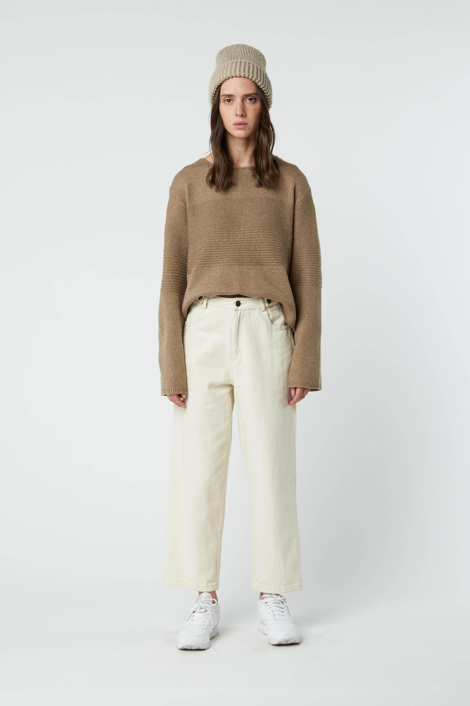 Sweater 2706 Khaki 1