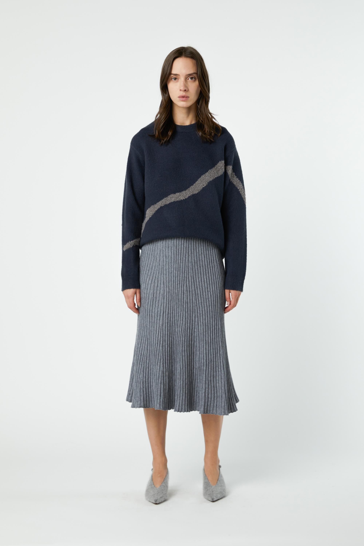 Sweater 2710 Navy 1