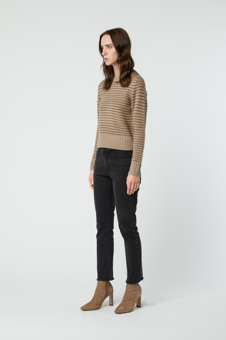 Sweater 2808 Taupe 2