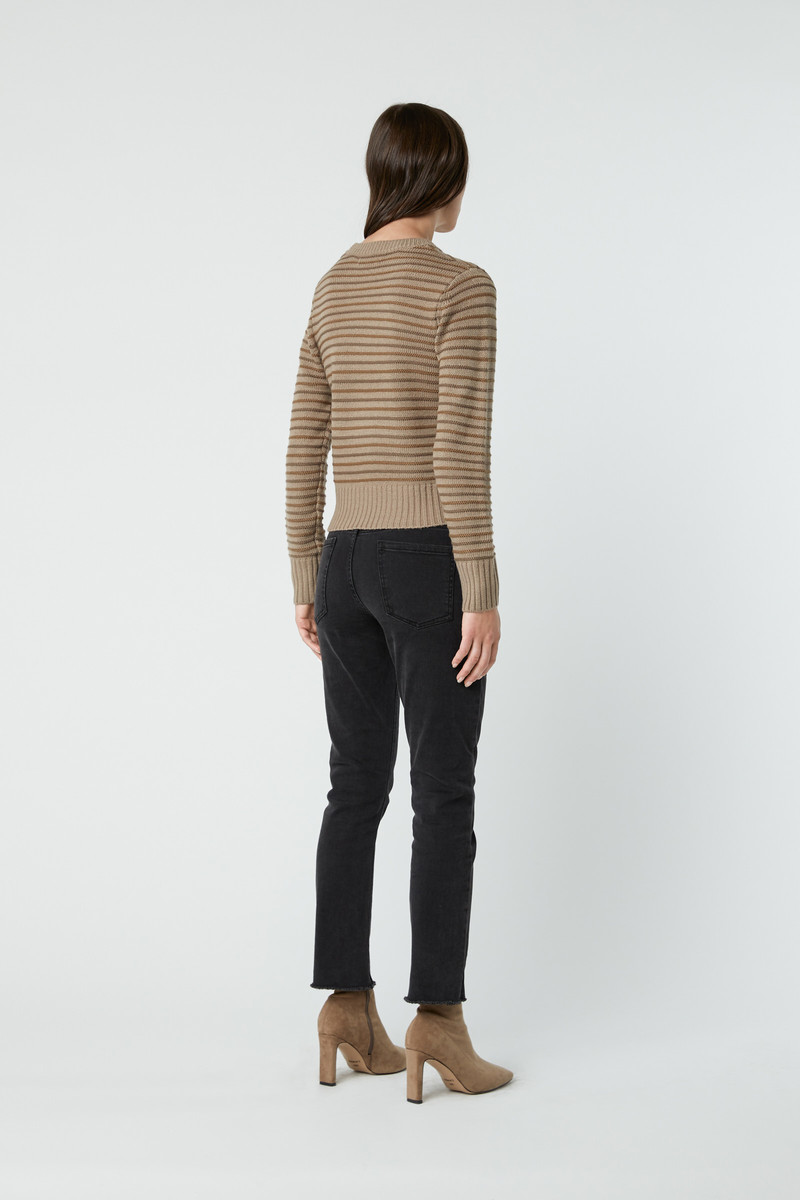 Sweater 2808 Taupe 4