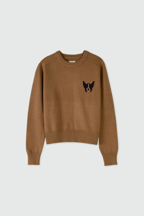 Sweater 2889 Camel 5
