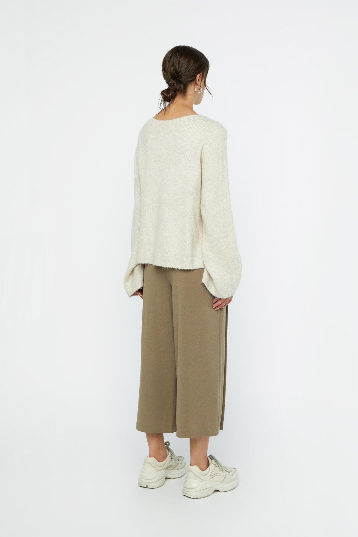 Sweater 2893 Oatmeal 4