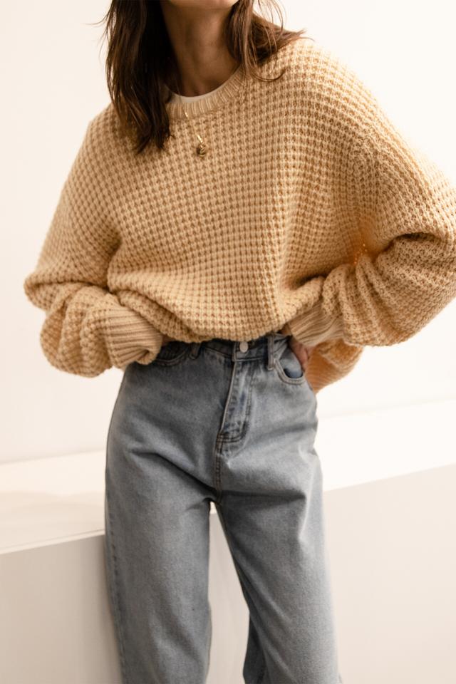 Sweater 2971 Cream 1