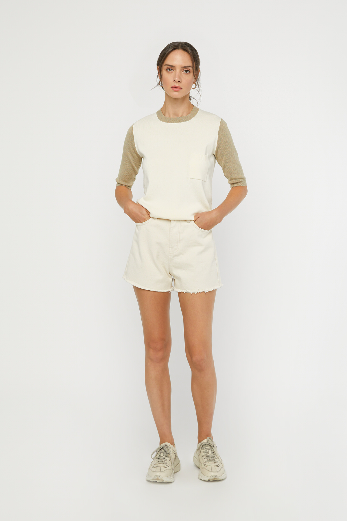 Sweater 3070 Cream 1
