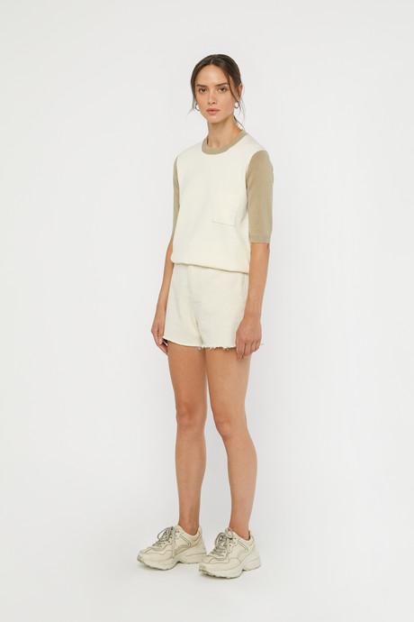 Sweater 3070 Cream 2