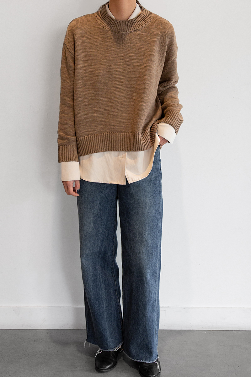 Sweater 3322 Brown 7