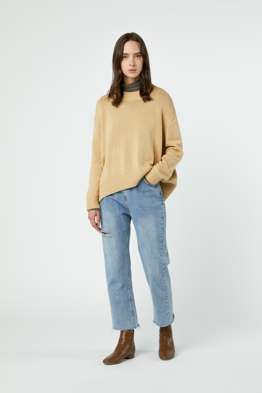 Sweater 3322 Cream 1