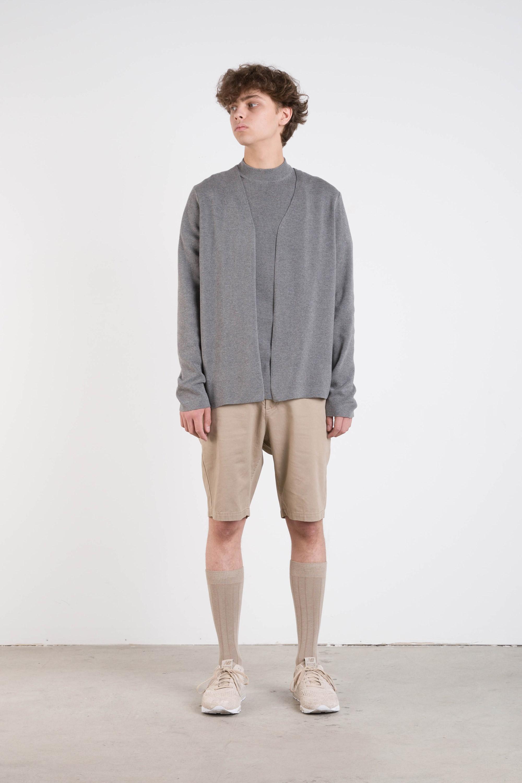 Sweater 7224 Gray 1