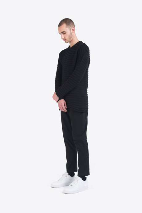 Sweater 7226 Black 7