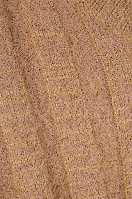 Sweater H052 Camel 11