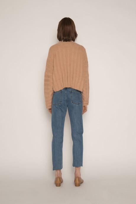 Sweater H052 Camel 4