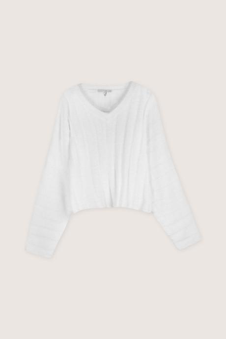 Sweater H052 Cream 5