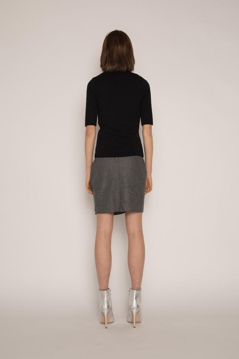 Sweater H058 Black 8